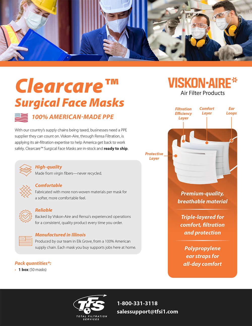 Clearcare Pro Flyer pg1